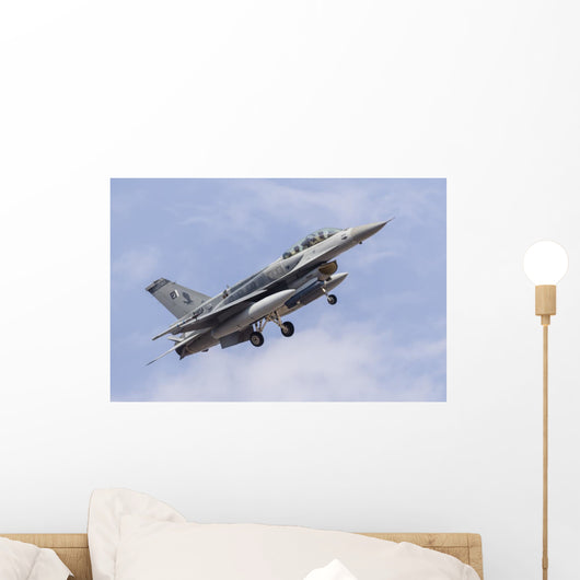 F-16c Pakistan Air Force Wall Decal