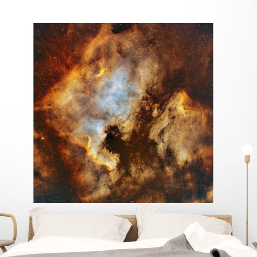 North America Nebula and Wall Decal