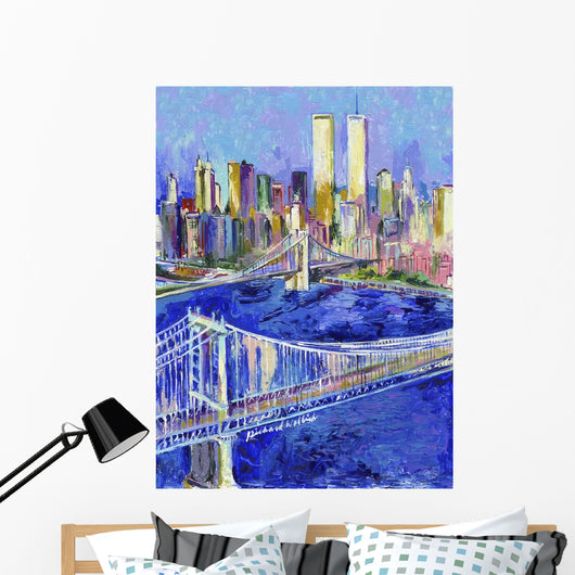 New York Wall Mural