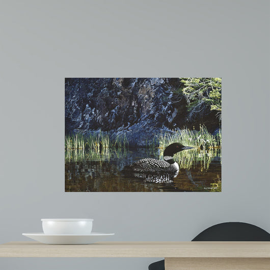 Summer Loon Wall Decal