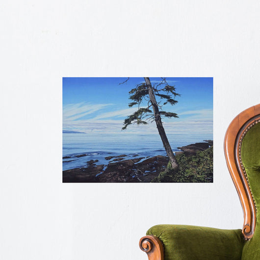 Pacific Shore Wall Decal