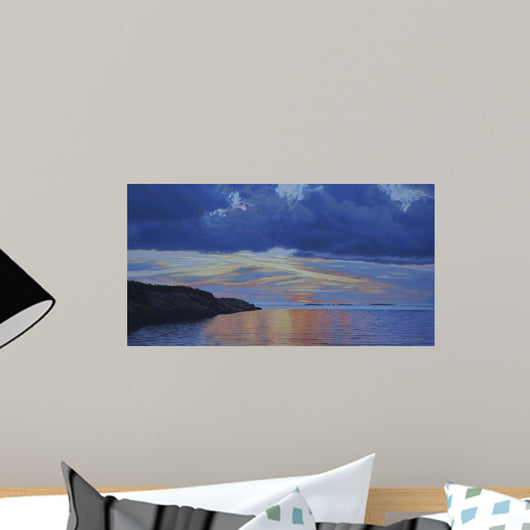 Uplands Dawn Wall Decal