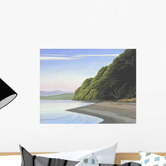 Coastal Morning 2 Wall Decal