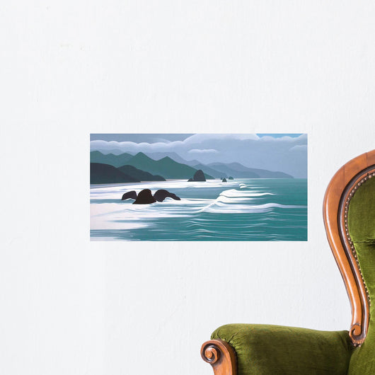 Pacific Coast Wall Decal