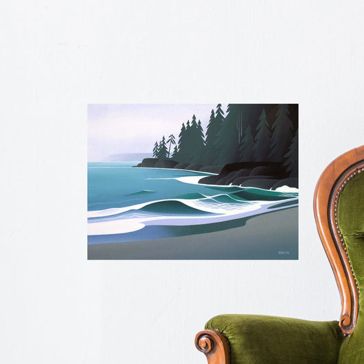 Sandy Cove Wall Decal