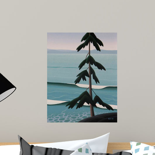 Above Surf Wall Decal