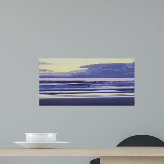 Morning Clouds 2 Wall Decal