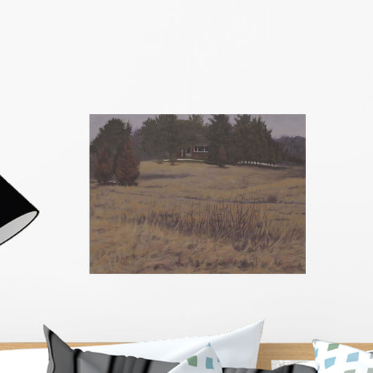 Kensington Field Wall Decal