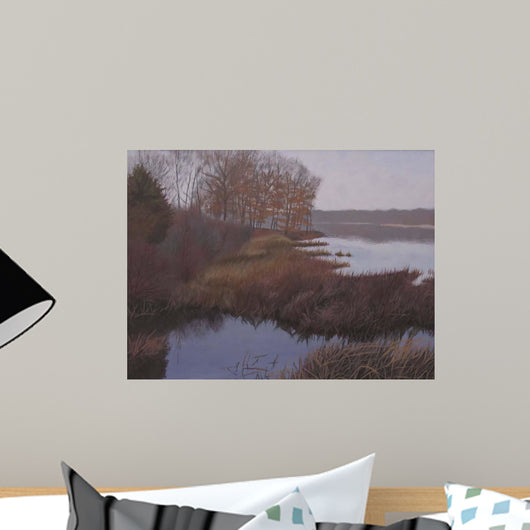 Nature Center Lake Kensington Wall Decal