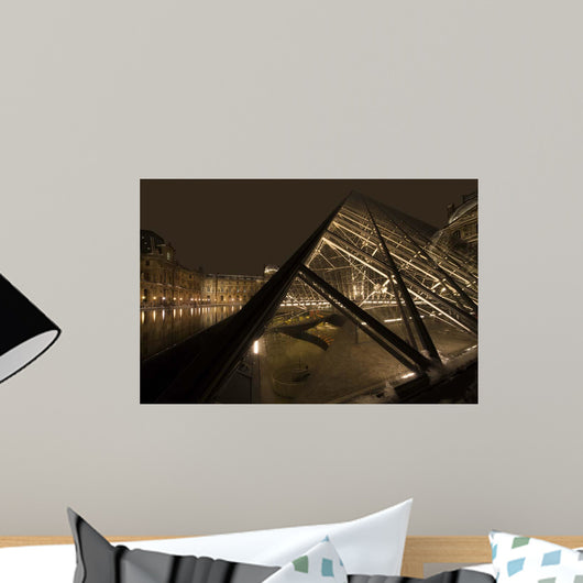 Louvre Wall Decal