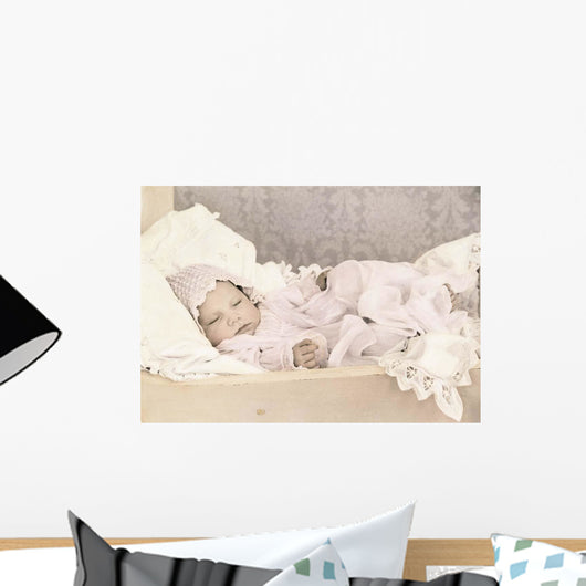 048 Sleeping Beauty Wall Decal