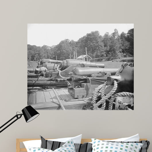 Battery Annapolis Maryland during Wall Decal