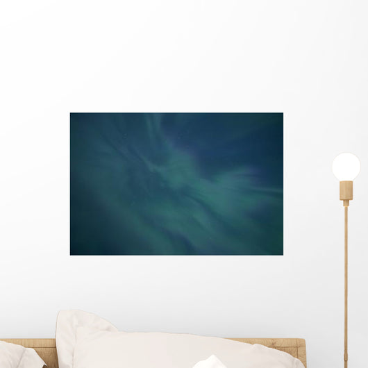 Aurora Breakup Wall Decal Design 1