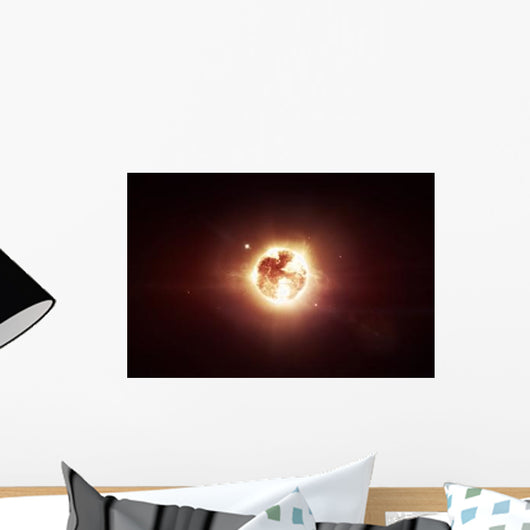 Dying Star Which Will Wall Decal
