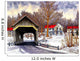 Covered Bridge Warren Vt Wall Mural
