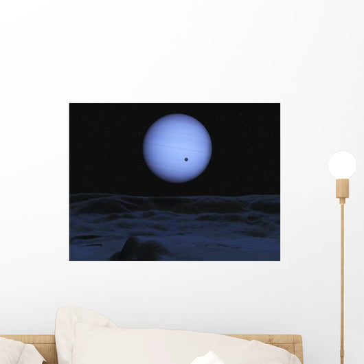 Artist' Concept Neptune as Wall Decal