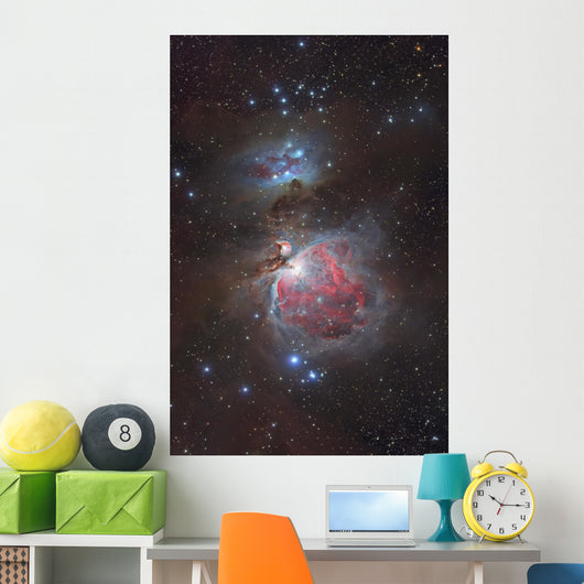 Messier 42 Great Nebula Wall Decal