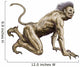 Stalking Asanbosam Monster Wall Decal