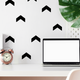 Chevron Arrow Wallpaper Sticker Set
