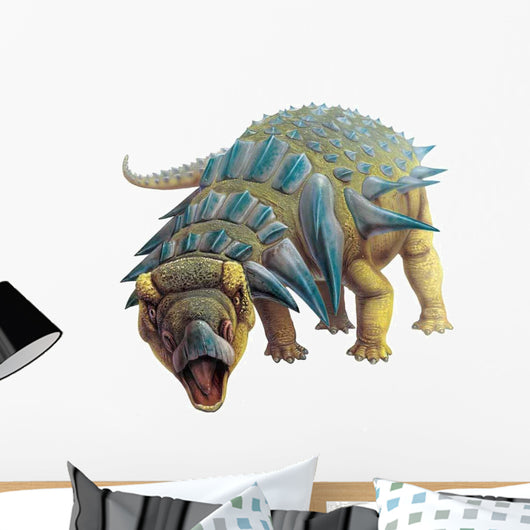 Edmontonia Looking Cute Wall Decal