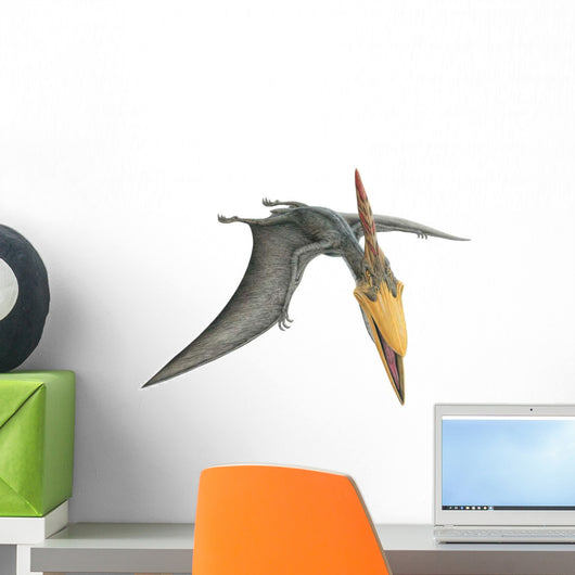 Pteranodon Flying Wall Decal