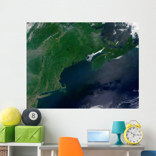 Northeast United States and Wall Decal