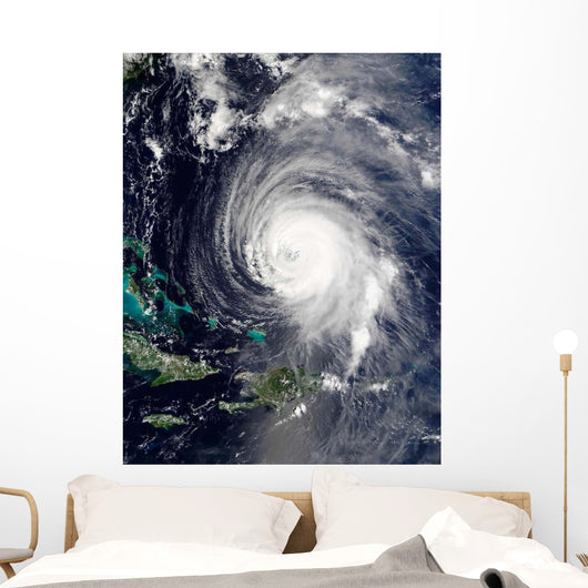 Hurricane Isabel Wall Decal Design 5