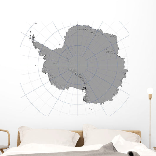 Antarctica Wall Decal