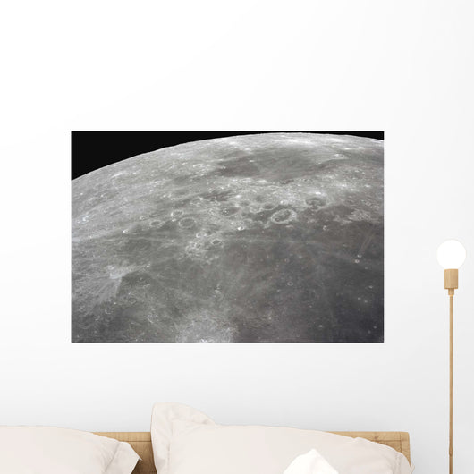 Moon Wall Decal Design 8