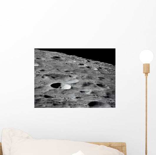Leonove Small Lunar Crater Wall Decal