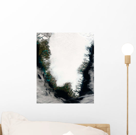 Southern Greenland Wall Decal