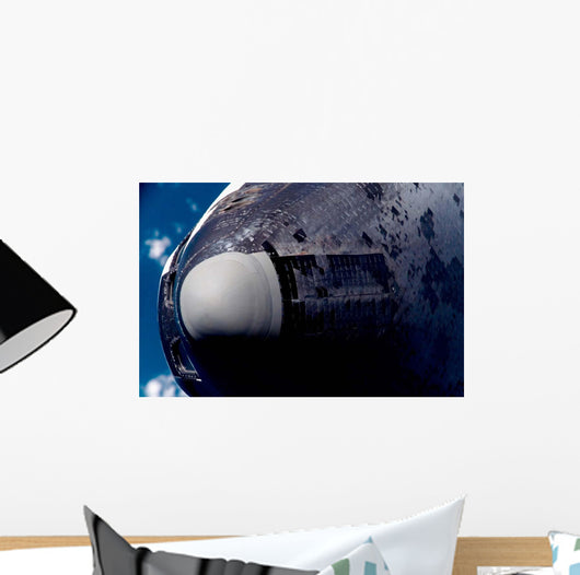 Space Shuttle Endeavour Wall Decal Design 2