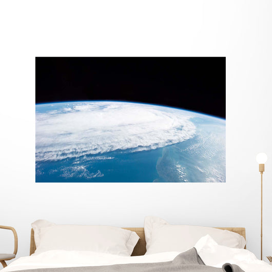 Hurricane Ophelia Wall Decal Design 1