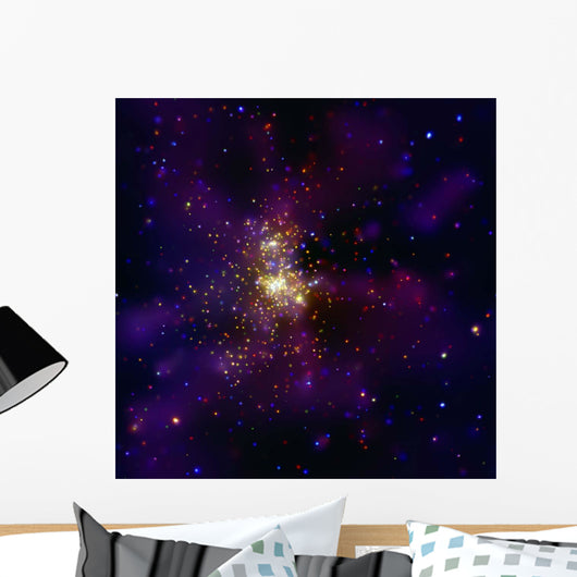 Westerlund 2 Young Star Wall Decal