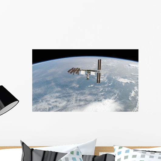 International Space Station Wall Decal Design 36