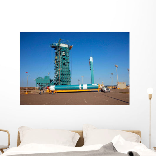 Delta Ii First Stage Wall Decal Wallmonkeys Com