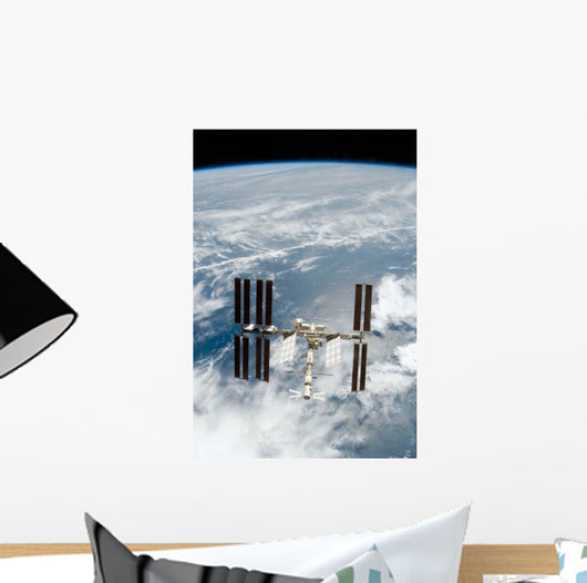 International Space Station Wall Decal Design 41