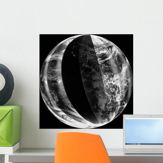 Lunar Eclipse Wall Decal