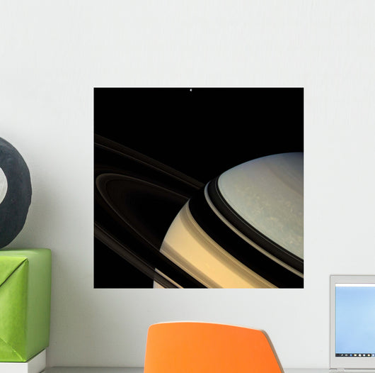 Saturn Wall Decal Design 4