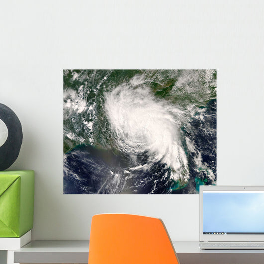 Tropical Storm Fay Ver Wall Decal