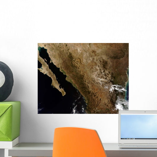Northern Mexico Wall Decal