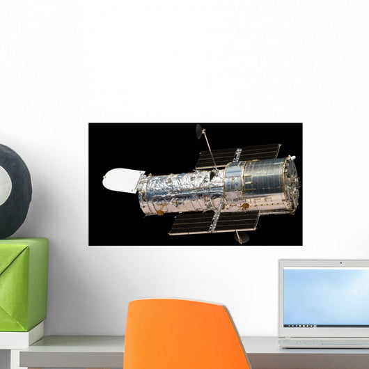 Hubble Space Telescope Wall Decal Design 1
