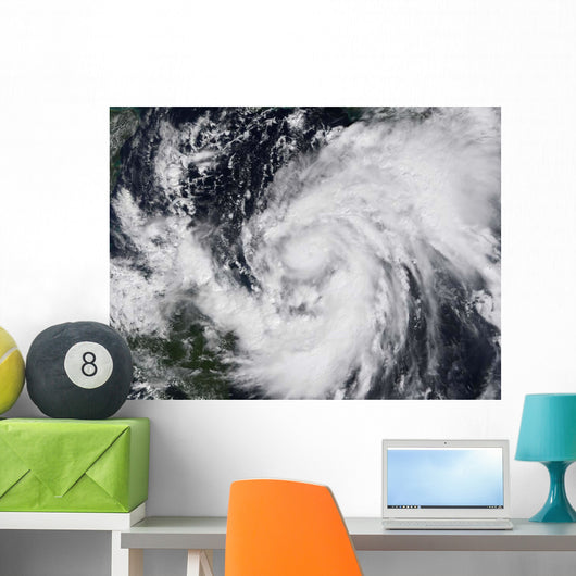 Hurricane Wilma Atlantic and Wall Decal