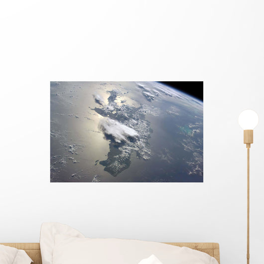 Serene Portion Greater Antilles Wall Decal