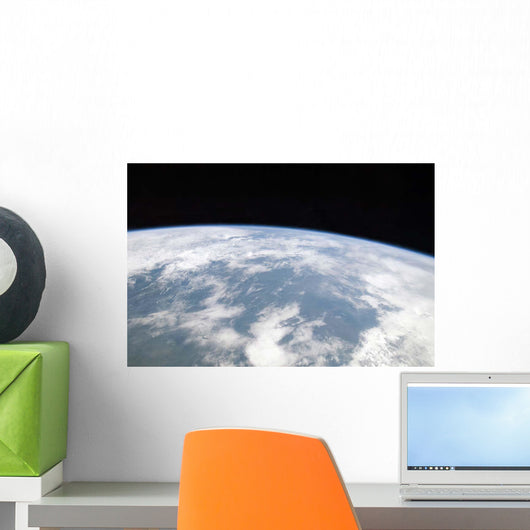 Planet Earth from Space Wall Decal