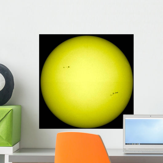 Full Sun Wall Decal