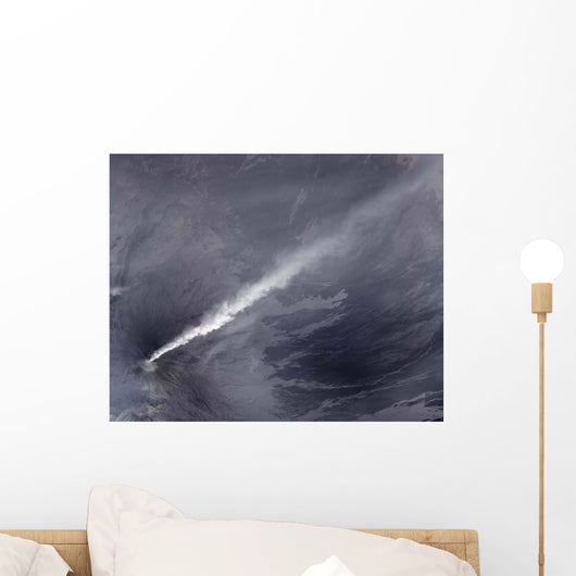 Plume Ash Steam and Wall Decal