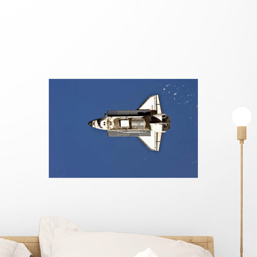 Space Shuttle Discovery Wall Decal Design 4