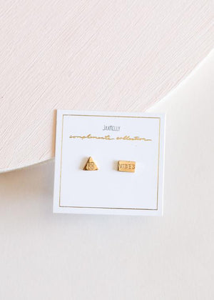JaxKelly - Good Vibes Earrings