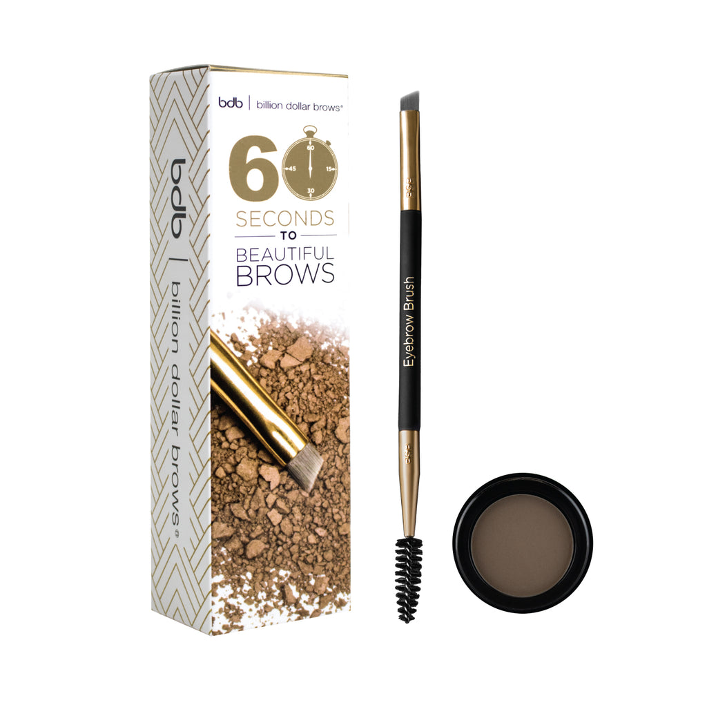 BILLION DOLLAR BROWS - 60 Seconds To Beautiful Brows Kit